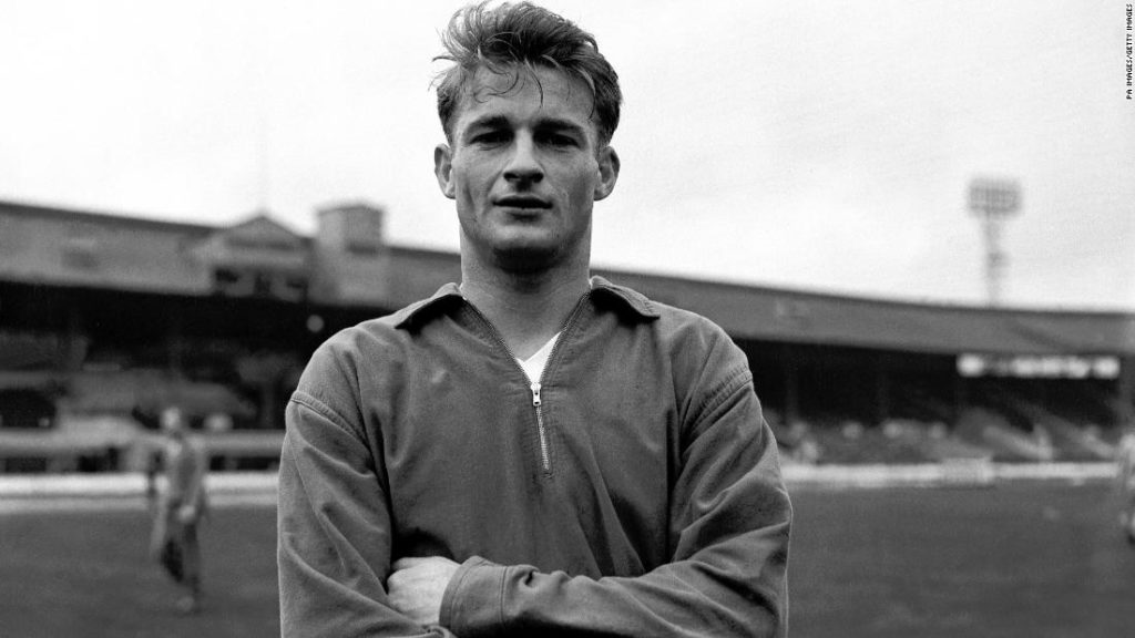Roger Hunt: English football mourns death of Liverpool striker and World Cup winner