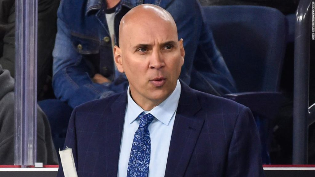 Sylvain Lefebvre: The Columbus Blue Jackets fires newly appointed assistant coach