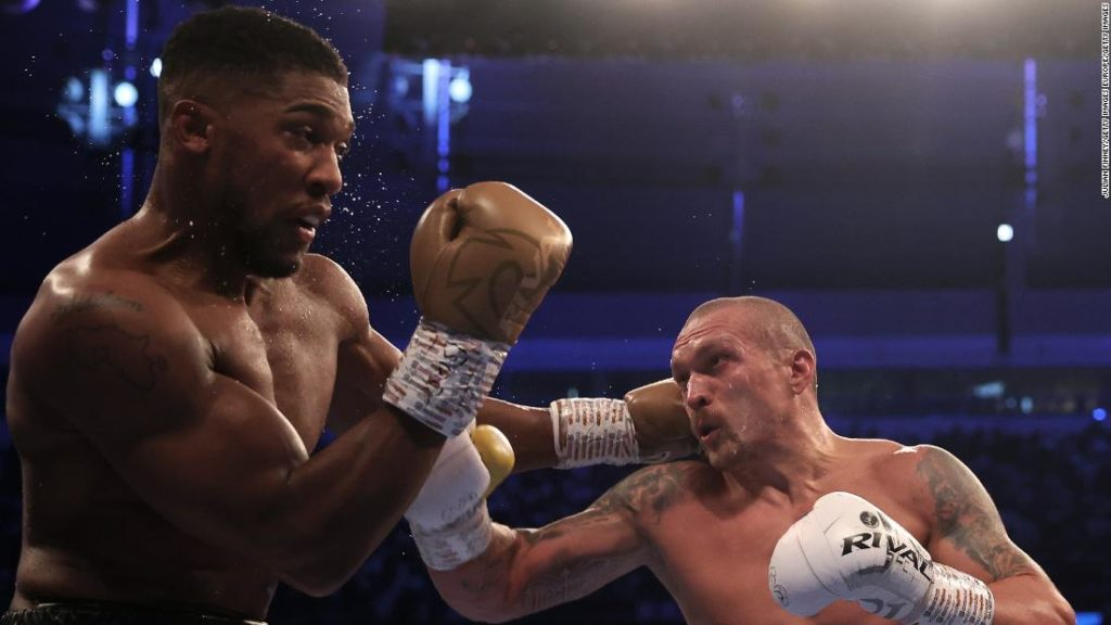 Tyson Fury vs. Anthony Joshua bout unlikely to happen, says promoter Warren