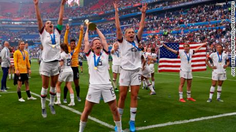When the USWNT won the 2019 World Cup, FIFA paid all players $30 million in prize money, compared to the 2018 edition of the tournament, where they offered $400 million to the men's players.